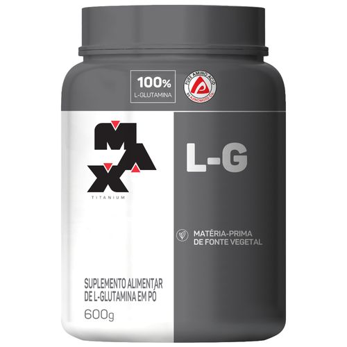 Glutamina L-G 600g