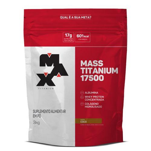 Mass Titanium Refil 3Kg
