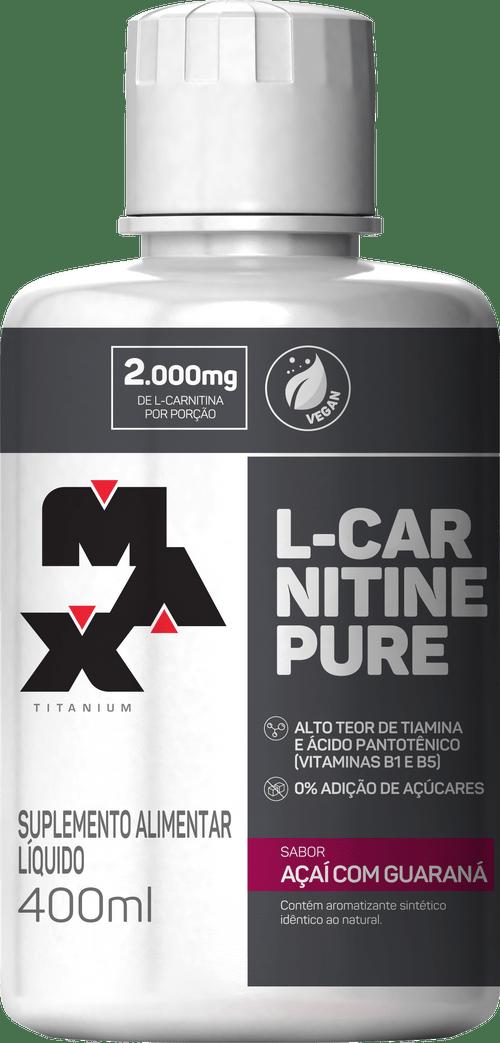 L-Carnitine Pure 400Ml